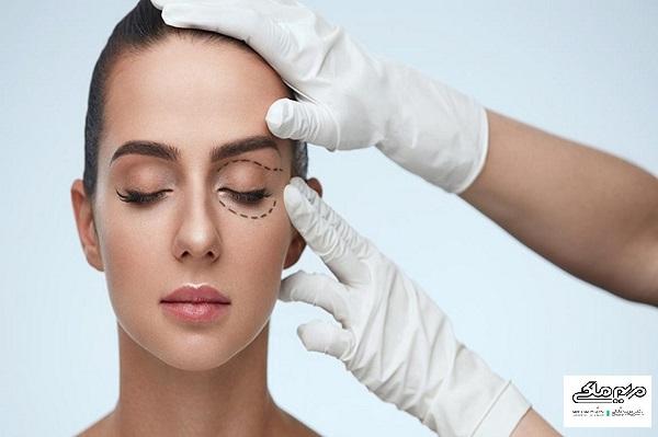 جراحی پلک یک روش جوانسازی