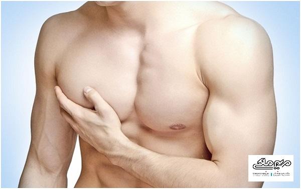 درمان بزگی سینه آقایان با عمل ژنیکوماستی