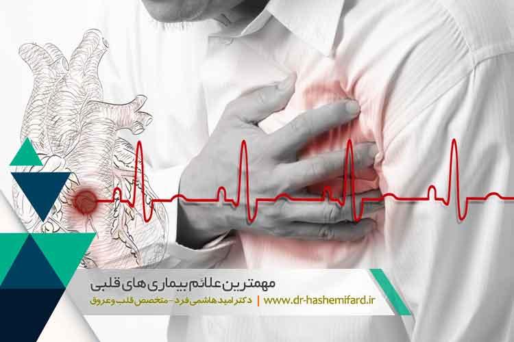 نشانه های مهم بیماری قلبی   درمان و تشخیص بیماری قلبی در اصفهان