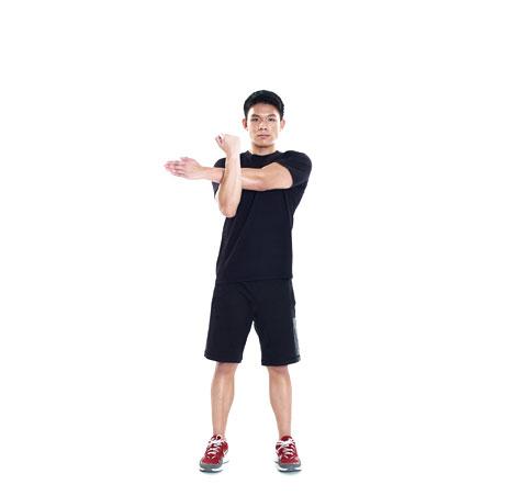 ورزش برای درد شانه