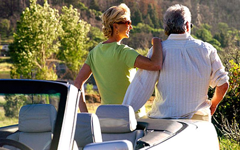 حالت بدنی مناسب در هنگام رانندگی برای کمر درد