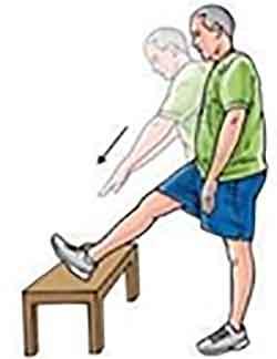 درمان کمر درد با ورزشهای ایستاده