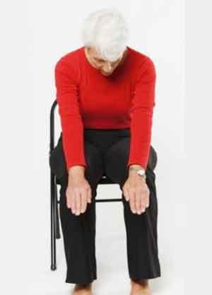 درمان آرتروز با حرکت نیم وارون