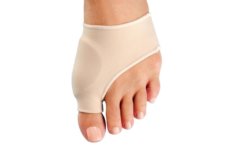 بهترین درمان انحراف شست پا