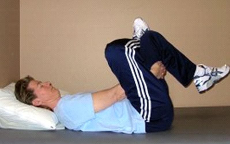 کشش عضله پیریفورمیس یا عضله گلابی شکل