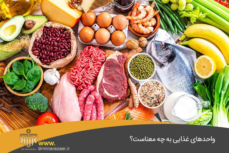 کنترل سهم غذایی
