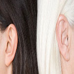 استفاده از رنگ مو برای رفع سفیدی مو