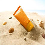 نكاتی در مورد ضد آفتاب ها