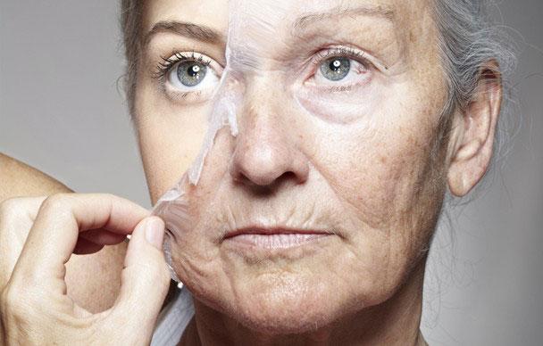 درمان خانگی چین و چروک پوست