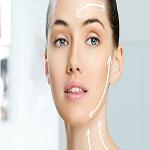 درمان غیر جراحی افتادگى و شلى صورت