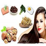 رژیم تغذیه گیاهی برای درمان ریزش مو