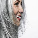 نكاتى در مورد رنگ طبیعی موها و  سفید شدن موها