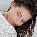 مشكلات ناشى از خوابیدن با موی خیس