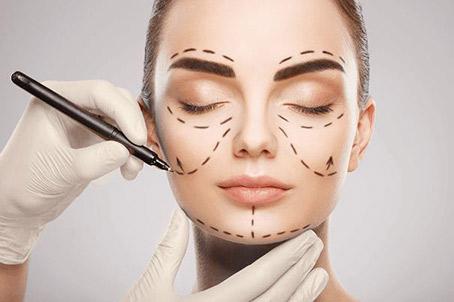 روشهای پر کردن صورت