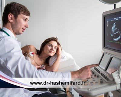 اکوکاردیوگرافی قلب به چه منظور انجام میشود؟
