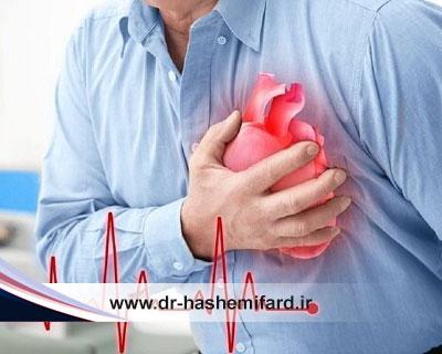 مهمترين علائم بيماری های قلبی