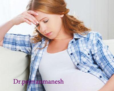 کیست تخمدان در بارداری