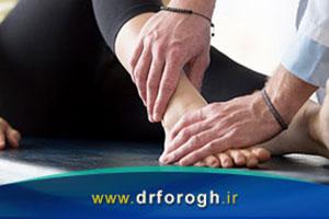 درمان چرخش پنجه پا به داخل بدون جراحی