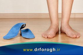 استفاده از کفی طبی و کفش های ارتوپدی در اختلاف طول پاها و زانو
