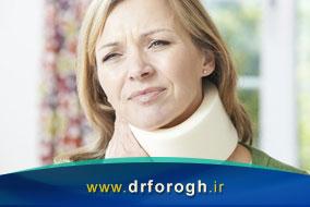 تاثیر استفاده از بریس در شکستگی مهره های کمری و گردنی
