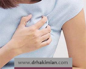 علائم وجود توده پستان چیست؟