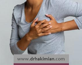 علت درد پستان؛ علائم و راههای درمان آن