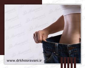 امبدینگ شکم و پهلو یا کاشت نخ برای لاغری و سلولیت