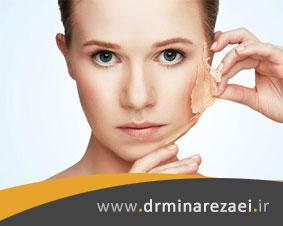 انواع مشکلات و بیماری های پوستی