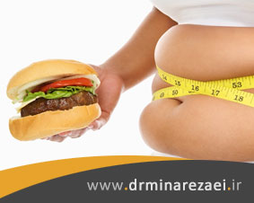 مروری بر علل و آمار چاقی و اضافه وزن در دنیا