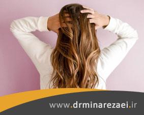 اهمیت مو در زیبایی بانوان
