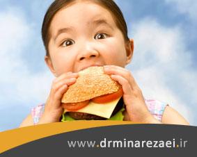 تغذیه برای گروههای سنی مختلف