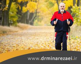 افزایش فعالیت فیزیکی با طبیعت درمانی