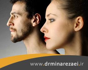 اختلاف پوست زنان و مردان در چیست؟