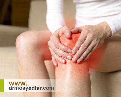 آیا دردهای شدید زانو درمان میشود؟