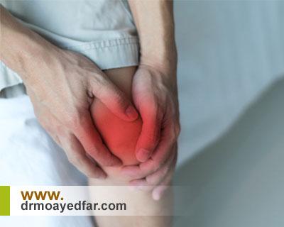 مفصل زانو چگونه در اثر استفاده سرویس ایرانی آسیب میبیند؟