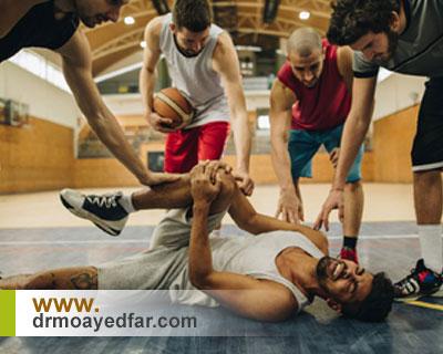 آسیب های ورزشی که نیاز به جراحی دارند