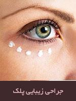 تورم و افتادگی پلک ها و جراحی زیبایی پلک یا بلفاروپلاستی- قسمت اول