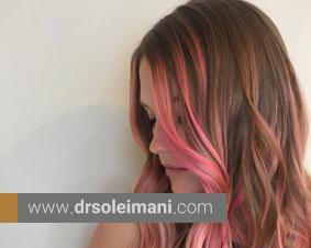 توصیههایی جهت کاهش عوارض رنگ مو