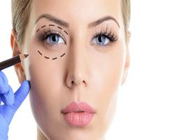 درمان چروکهای دور چشم با پلکسر