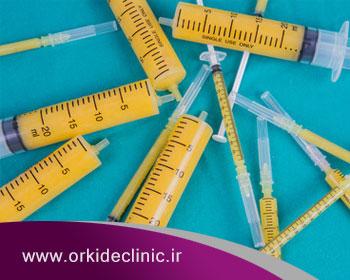 مراحل و کاربردهای تزریق چربی