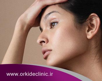 روشهای درمانی غیر جراحی افتادگی صورت