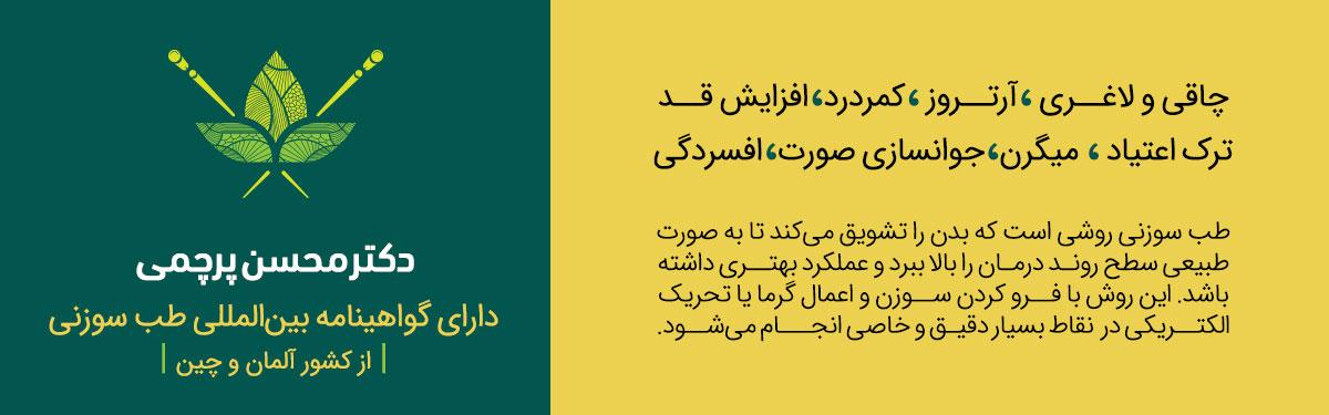 دکتر محسن پرچمی